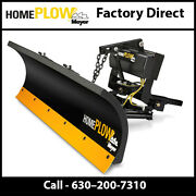 Meyer Products 25000 80 Pre-assembled Hydraulic Lift Homeplow Snow Plow