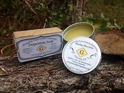 Turpentine Soap And Healing Pine Salve Combo Pack