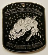 160th Soar A Tier 1 Sof Command Sm Dog Tag Coin Silver Plated 1st Battalion