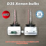 D3s 35w Xenon Hid Light Bulbs Oe Replacement 15-19 Chevrolet Tahoe