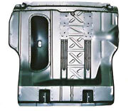 Chevy Trunk Floor Assembly With Spare Tire Well 555657 195519561957