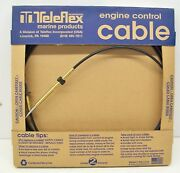 New Teleflex 20and039 Johnson Evinrude Omc Shift And Throttle Cable 479 Series Cc20520