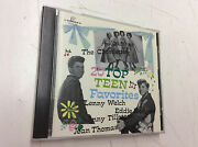 20 Top Teen Favorites Japan Import Cd Rare Cadence 25cp-33 Tested Works