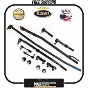 Suspension Kit For Dodge Ram 2500 94-97 Track Bar Ball Joints 5 Years Warranty