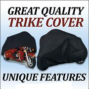 Trike Cover Fits Renegade By Lehman Trikes For Harley-davidson Softail Dyna