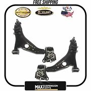 Two New Lower Left And Right Control Arms 5 Years Warranty