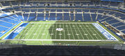 2 Colts Personal Seat License Psl Section 640 Row 17