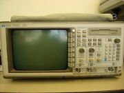 Hp Hewlett Packard 54522a Oscilloscope 2 Gsa/s 500mhz 2 Channel W/ Cable And Plug