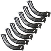 2464751w91rbset Concave Round Bar Set Of 7 Fits Caterpillar 660 660b 670 +