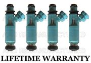 Best Upgrade 4 Fuel Injectors For Tacoma 4runner T100 2.7l Multi Hole Nozzle