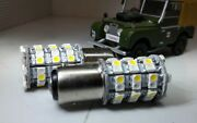 Landrover Series 1 2 Led 380 Combined Indicator Sidelight Amber/warm White Bulbs