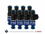 Fuel Injector Clinic 1650cc Ford Mustang Gt500 07-12 Fuel Injectors High Z Fic