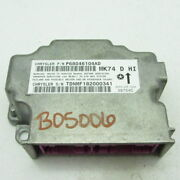 10 11 12 Jeep Patriot P68046104ad Airbag Control Srs Relay Unit Module K7819