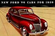 Ford Car 1939 Deluxe Or All 1940 Steel Running Board Set Custom Pattern