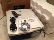Canon Realis Wux4000 Full Hd 1080p Projector 4000 Lumens, Wuxga, Used One Time