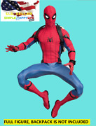 1/6 Scale Spider Man Action Figure 12 Toy Hot Tom Holland Custom ❶usa In Stock❶