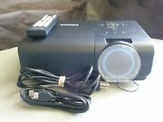 Infocus In3118hd Dlp Portable Projector 3600 Lumens New Factory Lamp