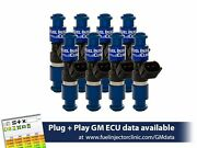 Fuel Injector Clinic 2150cc Injectors For Chevrolet Gm Ls2 Engines