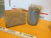 Schroeder Filter May Be Air Filter For Mine Equipment. Item 9282
