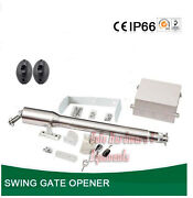 Nsee Ss304 Em3 Residential Single Operator Automatic Swing Gate Door Opener