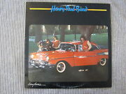 Henry Paul Band Anytime Vinyl Record Lp / Red Chevy Car On Cover
