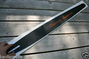 New Cannon Superbar 36 Inch Chainsaw Bar 404 Pitch .063 Gauge Large Saws