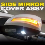 Led Side Mirror Cover Under Light Signal Repeater Lamp For Chevy 2005-2007 Optra
