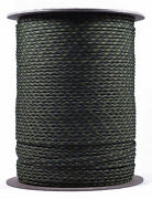 Olive Drab And Moss Camo - 550 Paracord Rope 7 Strand Cord - 1000 Foot Spool