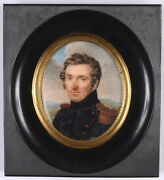 Andre-leon Larue Mansion-attrib. Captain Of The French Artillery