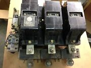 Cr285h004aa1a Ge Size 6 Contactor 480v Control With 4005 Ct Set