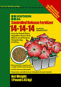 Southern Ag Controlled Release Fertilizer 14-14-14 20 Lb. Contains Osmocote