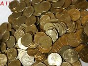 Giant Lot Of 1000 In Circulated Dollar Coins. Real And Spendable U.s Money Fast