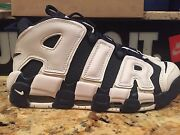 Nike Air More Uptempo Size 13 Olympic Pippen Ds 2012 Hoh