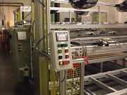 Sibe Automation Vacuum Forming Machine 60 X 84 Two Station Dual Heat Platen