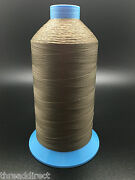 Tan 499r Sewing Thread Nylon T90 Military Bonded Use With Multicam Fabric N94