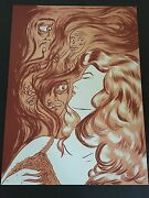 Dr. Lakra - Sin Titulo 2 - Rare Hand Signed And Numbered Original Lithograph 2009