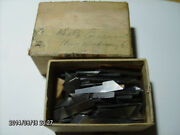 Lot Of 89 Cutter Blades For Antique Willcox Gibbs Metropolitan Sewing Machine