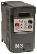 Teco Drive N3-2015-n1 Vfd Ac Frequency Drive 15hp/48a 3 Phase 230v In/ Out