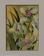 Orchid - Phalaenopsis Oil - Unmatted Us617
