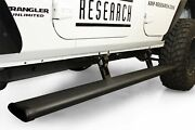 Amp Powerstep Electric Running Boards For 07-17 Jeep Wrangler Jk Unlimited 4-dr