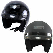 Fulmer Motorcycle Helmet V2x Series Easy Rider Head Protection Soft Interior Dot