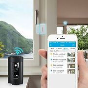 Wireless Security Camera And All-in-one Smart Home Hub Zmodo Pivot 1080p Video Hd