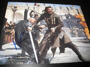 Michael Fassbender Signed Autograph 8x10 Photo Assassins Creed Promo Action Coa