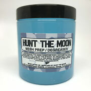 Hunt The Moon Screen Printing Mesh Prep Screen Cleaner Degreaser - Choose Size