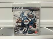 Madden Nfl 13 Ps3 Playstation 3 - Brand New And Factory Sealed - Free Shipping