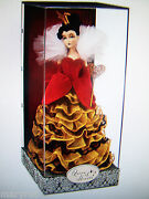 Queen Of Hearts Disney Doll Villains Designer Collection Limited Edition Toy New
