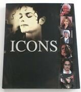Icons Picture This Igloo Hardcover 304 Pages Michael Jackson Cover