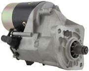 New Starter For Case 1835c Loader With Continental 45hp Diesel 128000-5601 Tmd-2