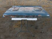 1970 Plymouth Sport Fury 383 Power Buldge Hood With Directional Light Cut Outs