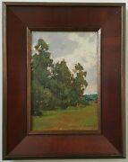 Vintage Russian A.gritsai 1914-1997 Original Oil Painting Signed Listed